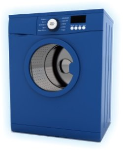 how to install a washing maching
