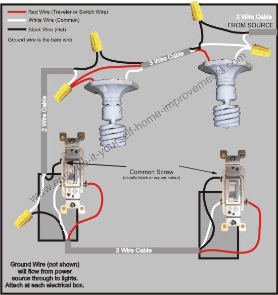 3-way wiring diagram