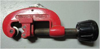 copper pipe cutter