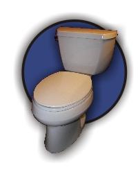 installing a toilet