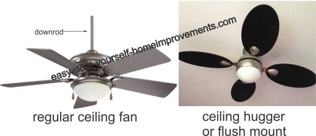 Replacing Ceiling Fan