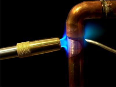 How To Solder Copper Pipe