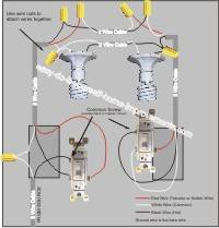 wiring a 3 way switch rh easy do it yourself home improvements com 3 way switch wiring diagram multiple lights pdf 3 way switch wiring diagram multiple lights pdf