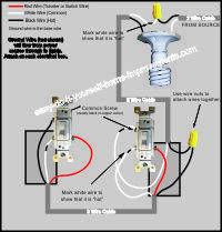 Wiring A 3 Way Switch? on